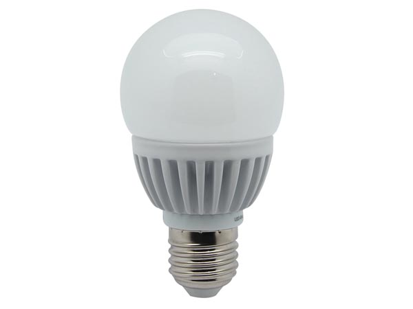 BOMBILLA LED - ESTÁNDAR - 6W - E27 - 230V - COLOR BLANCO