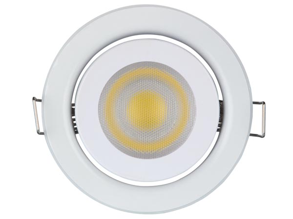 FOCO LED EMPOTRABLE 5 W - GU10 - 230 V - BLANCO NEUTRO