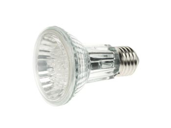 BOMBILLA LED PAR20 - 24 LEDs - COLOR BLANCO CÁLIDO - 2700K