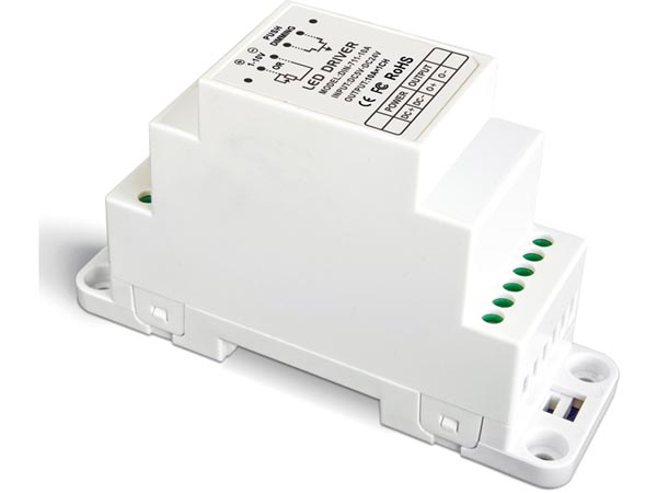 DIMMER LED PARA CARRIL DIN - 1 CANAL