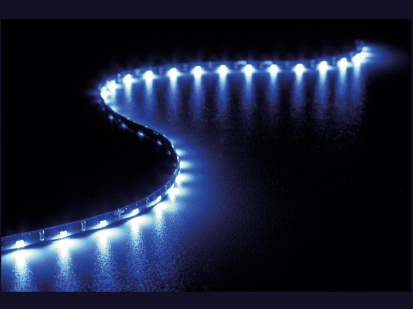 CINTA DE LEDs AZULES ´ANGEL EYES´ - 12V