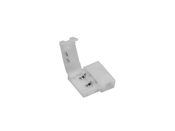 CONECTOR PUSH PARA CINTA DE LEDs FLEXIBLE 10 mm 1 COLOR
