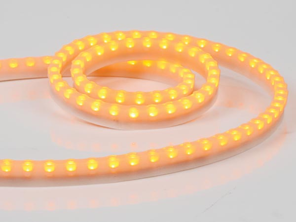 CINTA DE LEDs - COLOR AMARILLO - 12V