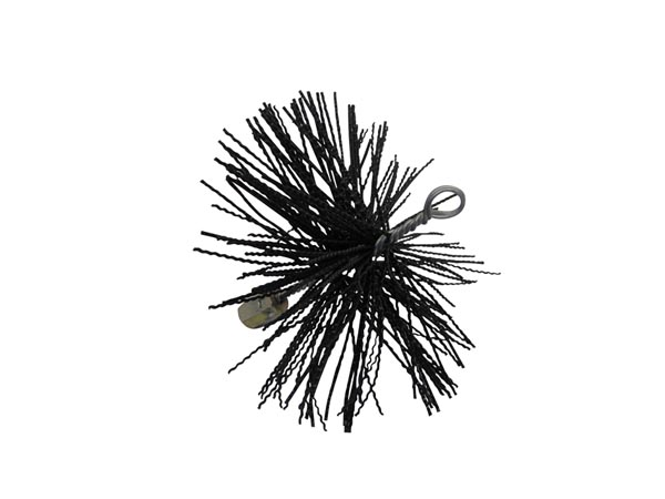 CHIMNEY CLEANER BRUSH - 200 MM - NYLON