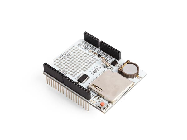 DATA LOGGING SHIELD COMPATIBLE CON ARDUINO®