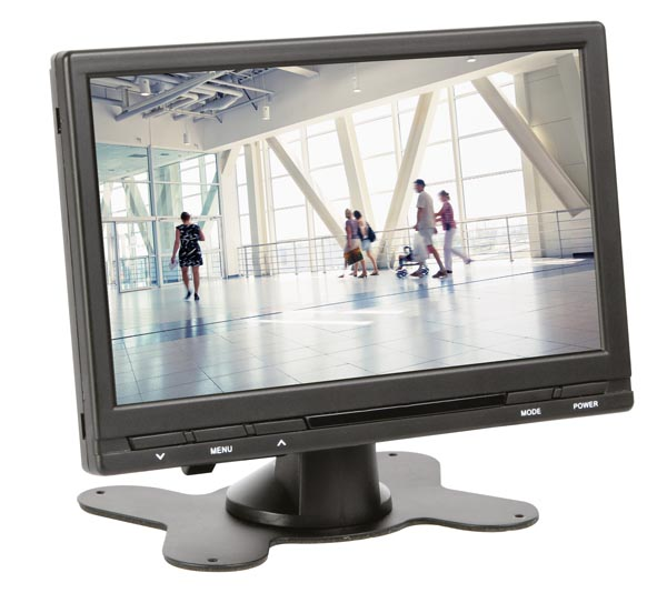 MONITOR DIGITAL TFT-LCD 7´ CON MANDO A DISTANCIA - 16:9 / 4:3
