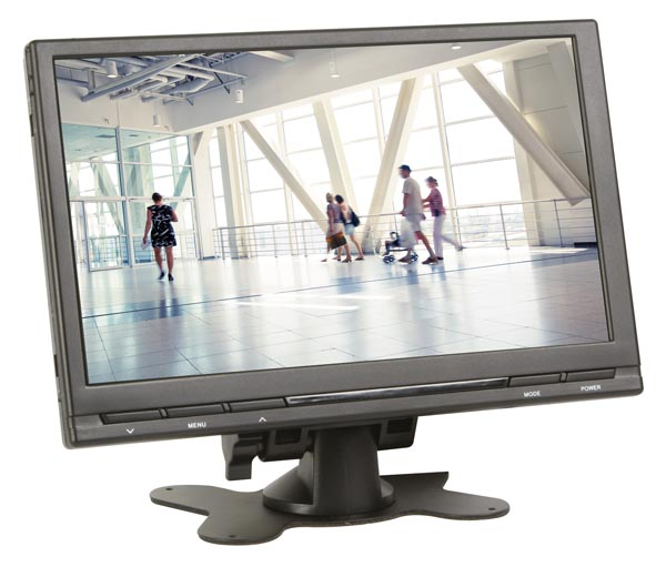 MONITOR DIGITAL TFT-LCD 9´ CON MANDO A DISTANCIA - 16:9 / 4:3