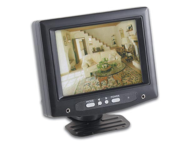 MONITOR TFT/LCD COLOR 5.6´ + AUDIO