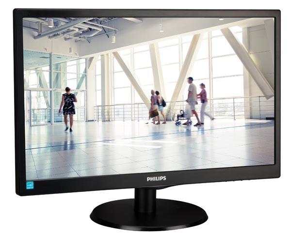 LED MONITOR PHILIPS SMART CONTROL 21.5´ - 16:9