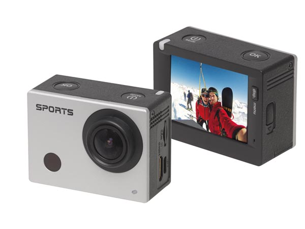 ACT-5030W - FULL HD action camera with wifi function