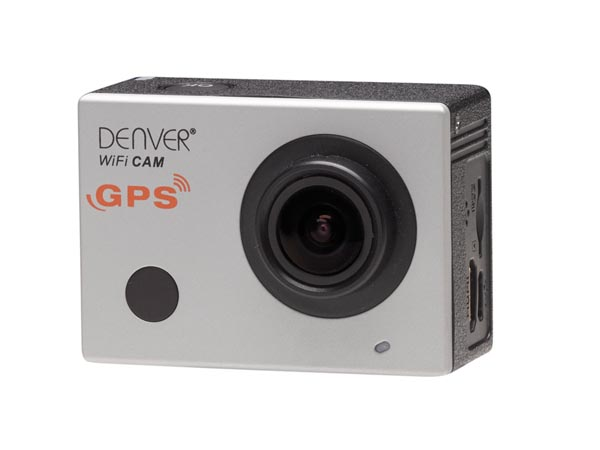 ACG-8050W - FULL HD action camera with GPS & wifi function