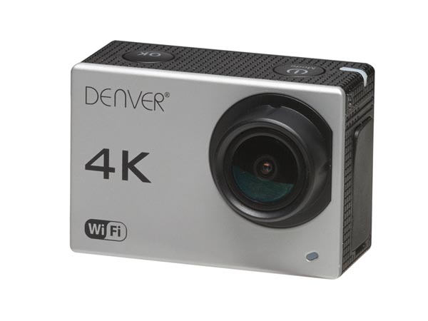 ACK-8060W - 4K action camera with WI-FI function
