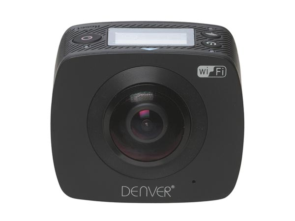 ACV-8305W - 360° HD ACTION CAMERA WITH WIFI FUNCTION